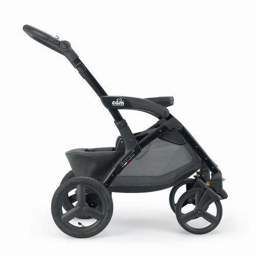 CAM Рама за Бебешка количка Динамико V90-черна CAMDIF017V90